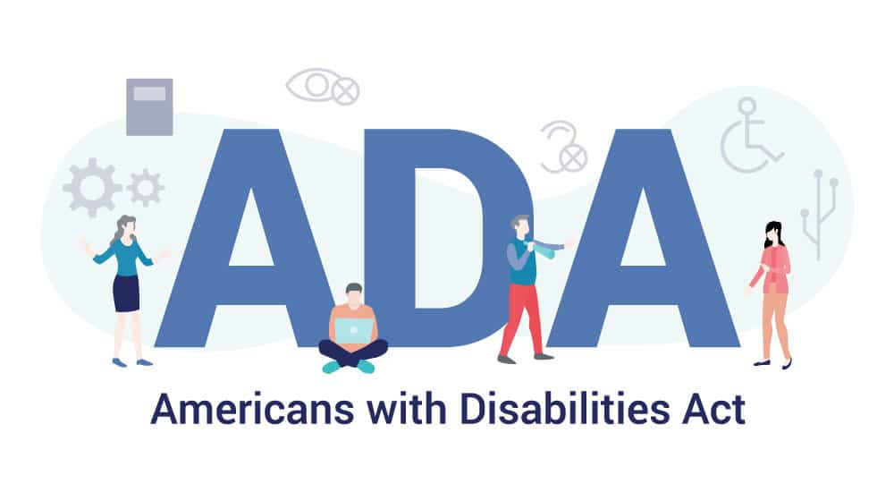 ADA Accessibility for your Website graphic